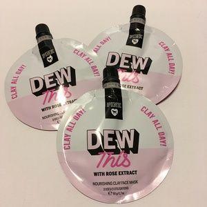 PINK Victoria's Secret Nourishing Dew Face Mask